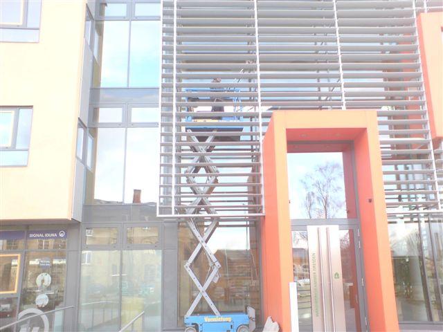 Wagnerfassadenreinigung  Glasund Gebäudereinigung